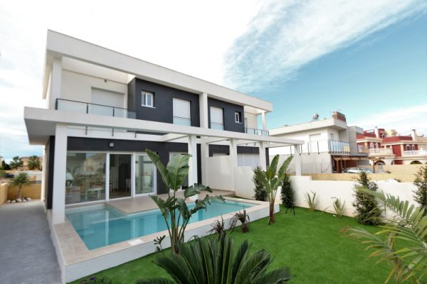 Semi-Detached House in Gran Alacant