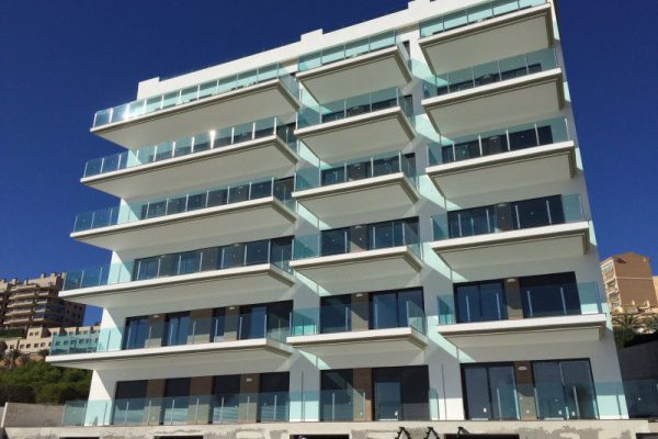 Apartment Alicante with Sea Views and Swimming-pool