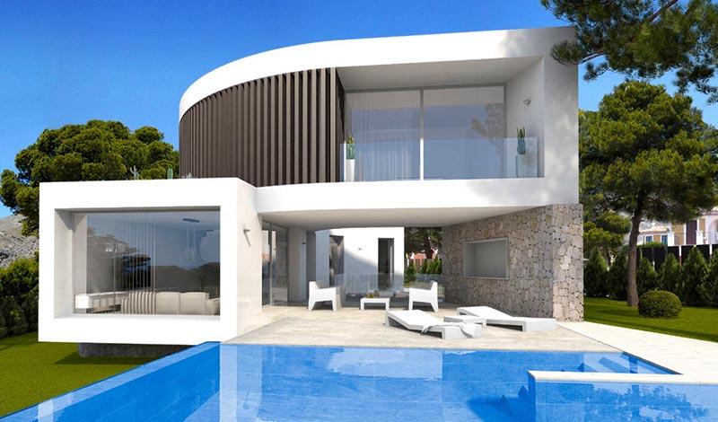 Design Villa in Alicante