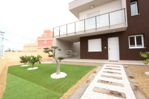 Gran Alacant Semi-Detached House For Sale