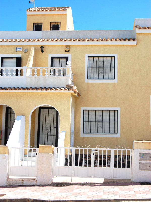 Gran Alacant Terraced House