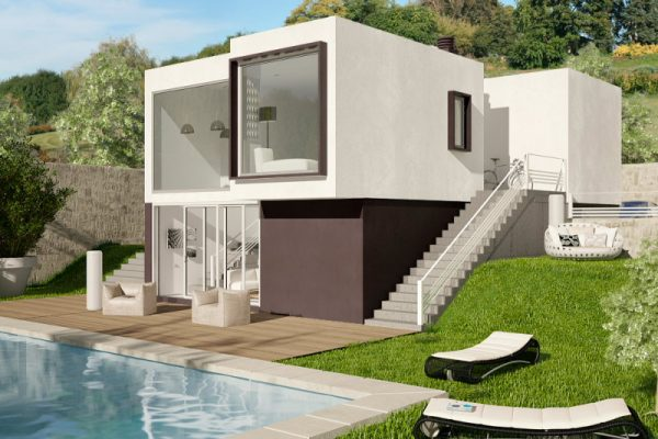 Modern Design Villa in Gran Alacant For Sale