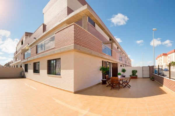 Torrevieja New Terraced House For Sale