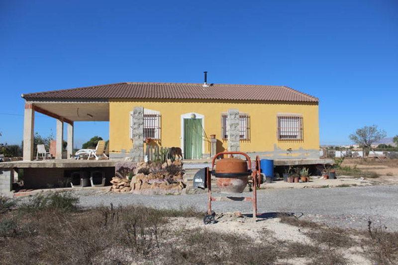 Elche Villa 10.000m Plot | For Sale Elche