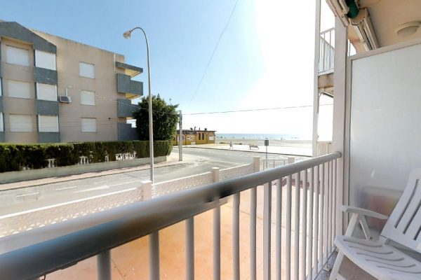 Sea View Apartment in Santa Pola | 3 bedroom