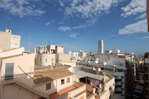 Alicante Center, Apartment with Theater Views
