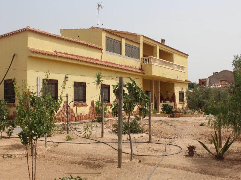 Villa in Hondon de los Frailes with 6 bedrooms