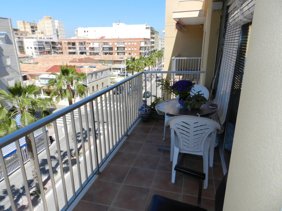 Sea View Santa Pola Apartment  with Terrace