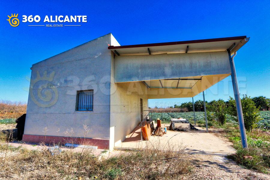 For Sale Villa Matola, Elche – Build your Dream Home