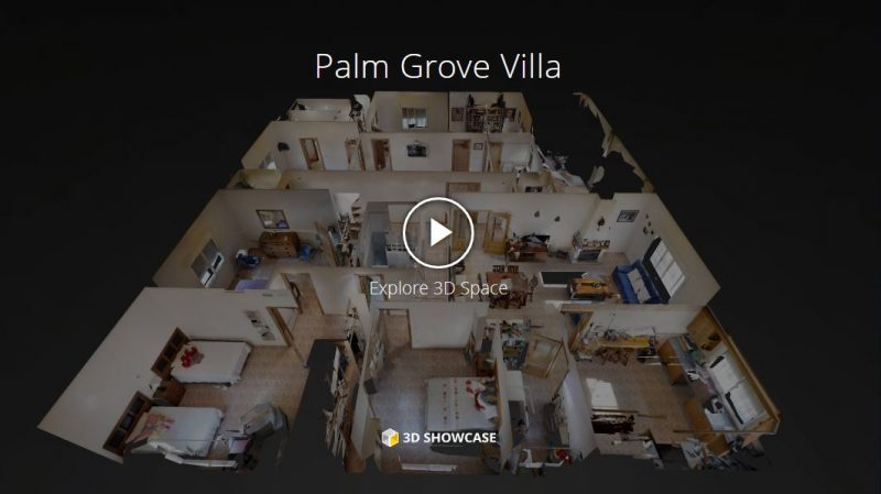 Palm Grove Villa