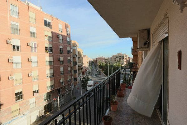 4 Bed Apartment in Elche, Avenida de Novelda
