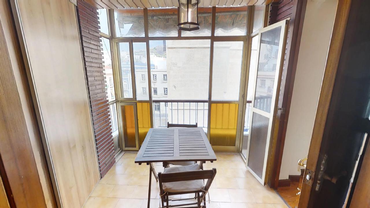 Alicante Apartment in Calle Paseíto Ramiro