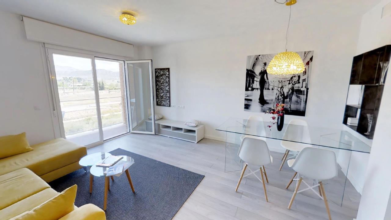 Novelda Apartment, 3 bed, terrace, parking