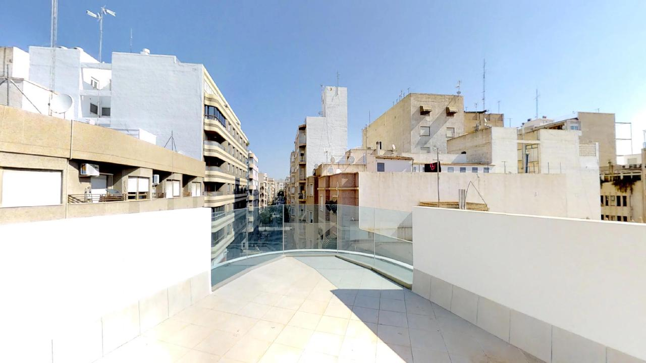 Penthouse – Elche Center – Alicante – Valencia