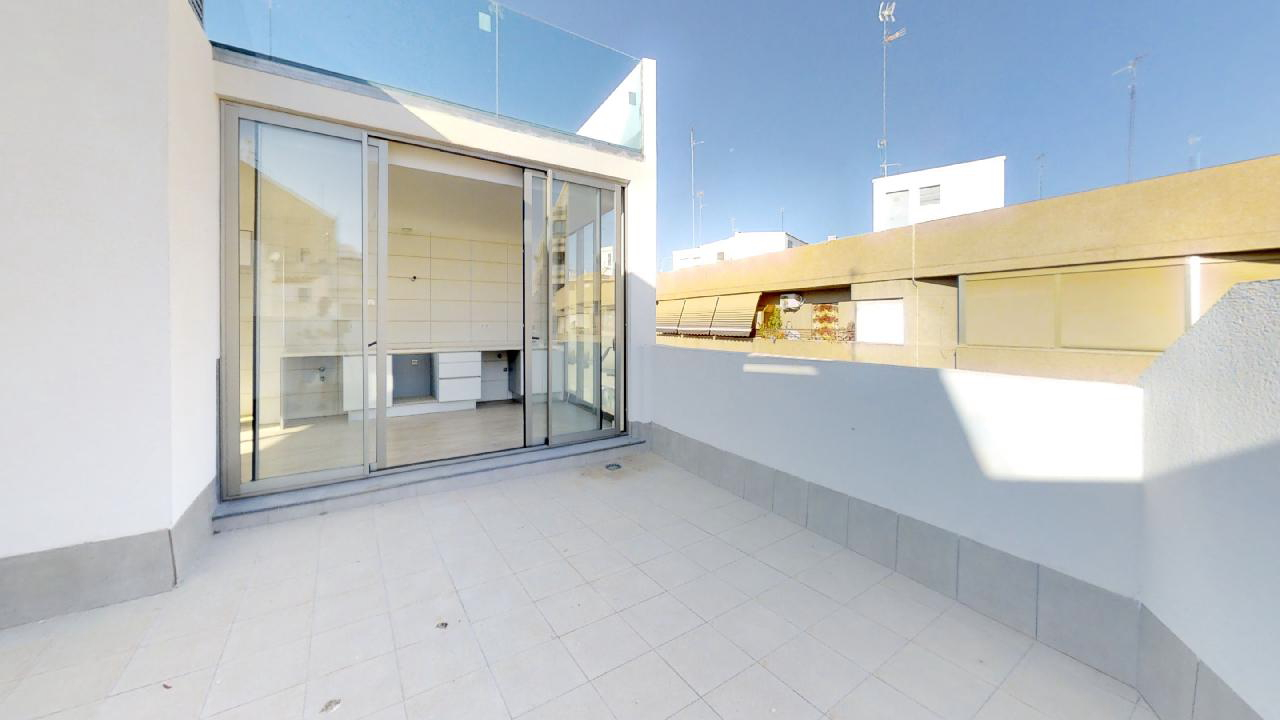 Penthouse Duplex Elche Center – Alicante – Valencia