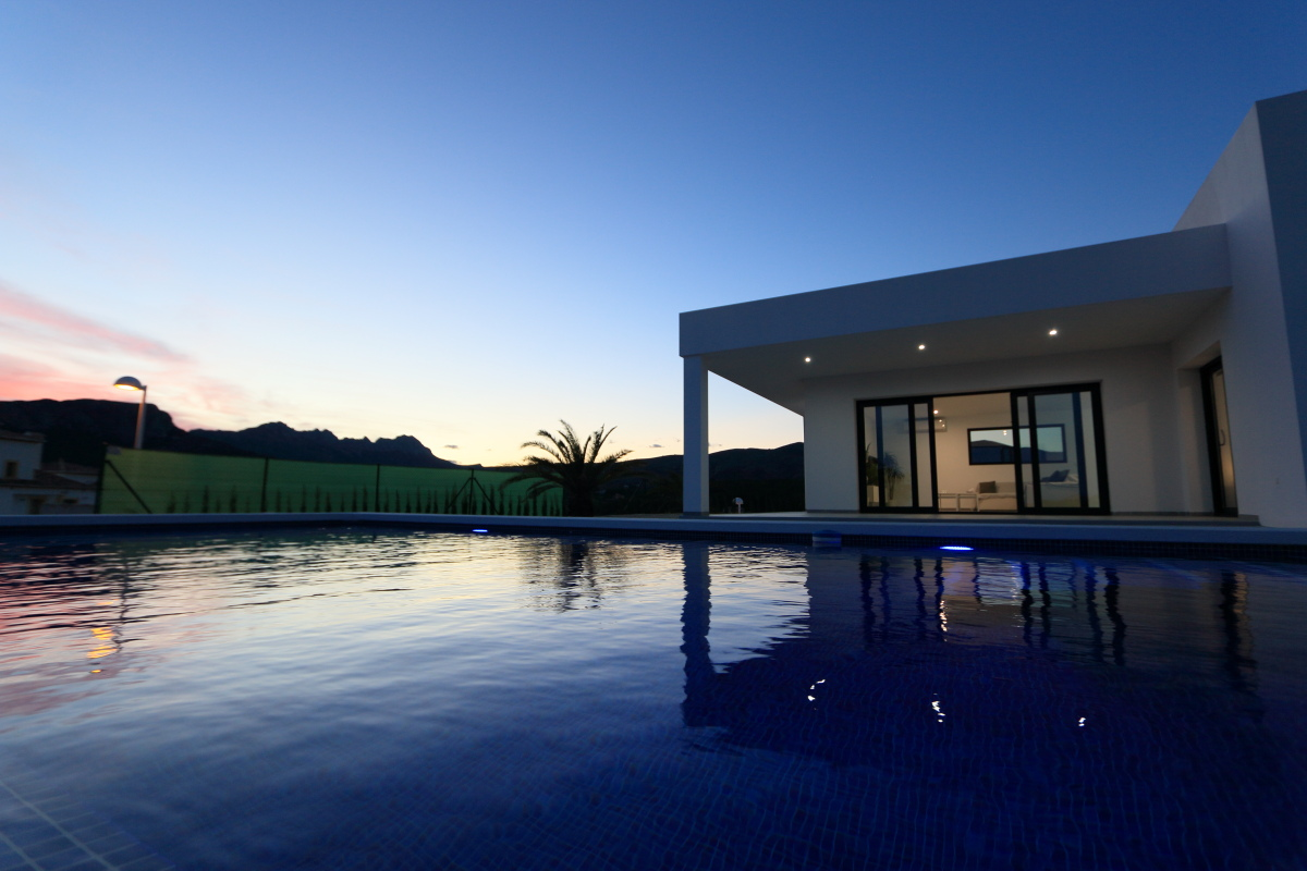 Costa Blanca Villa – New built Properties