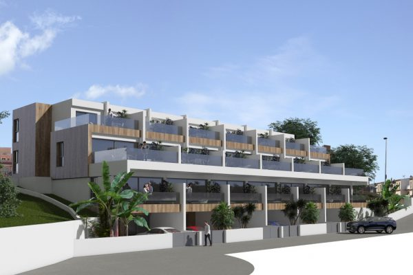 Alicante Apartments with Sea Views and pool