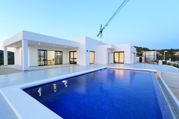 Costa Blanca Villa - New built Properties