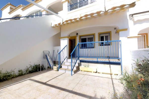 Gran Alacant Ground Floor Apartment